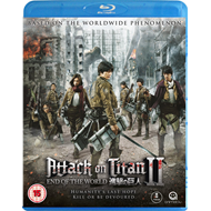 Attack On Titan II - End Of The World (UK-import) (BLU-RAY)