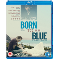Produktbilde for Born To Be Blue (UK-import) (BLU-RAY)