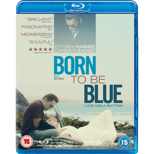 Born To Be Blue (UK-import) (BLU-RAY)