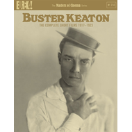 Buster Keaton - The Complete Short Films 1917 - 1923 (UK-import) (BLU-RAY)