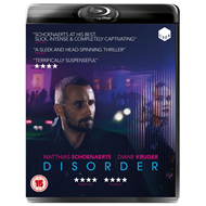 Produktbilde for Disorder (UK-import) (BLU-RAY)