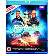 Top Gear - Sesong 23 (UK-import) (BLU-RAY)