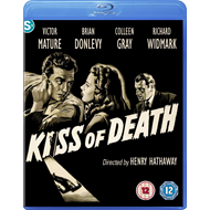 Kiss Of Death (UK-import) (BLU-RAY)