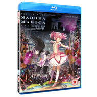 Puella Magi Madoka Magica The Movie: Part 2 - Eternal (UK-import) (BLU-RAY)