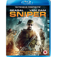 Produktbilde for Sniper - Special Ops (UK-import) (BLU-RAY)