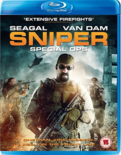 Sniper - Special Ops (UK-import) (BLU-RAY)
