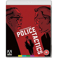 The Yakuza Papers: Police Tactics (UK-import) (BLU-RAY)