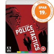 Produktbilde for The Yakuza Papers: Police Tactics (UK-import) (BLU-RAY)