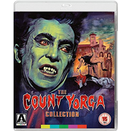 The Count Yorga Collection (UK-import) (BLU-RAY)