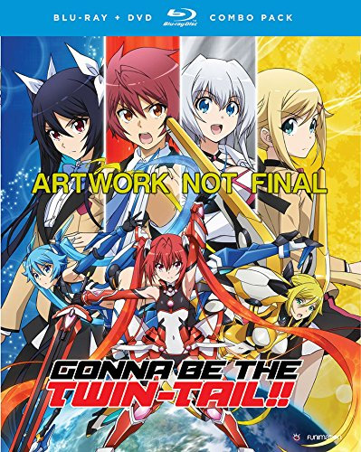 Gonna Be The Twin-Tail!! (UK-import) (Blu-ray + DVD)
