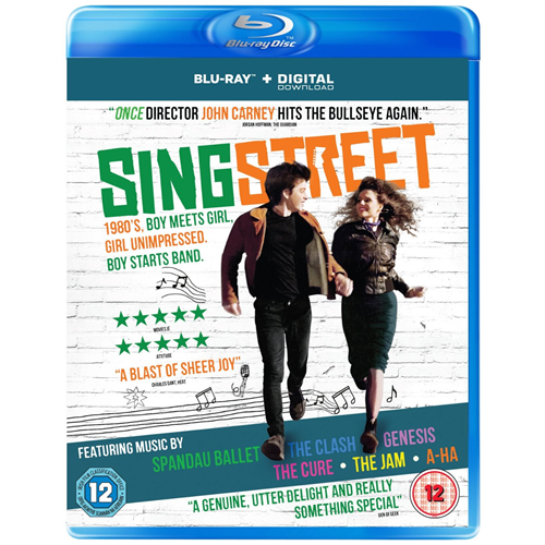 Sing Street (UK-import) (BLU-RAY)