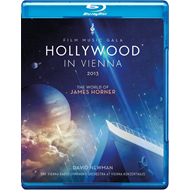 Hollywood In Vienna 2013: The World Of James Horner (BLU-RAY)