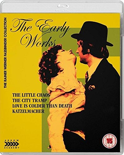 The Early Works Of Rainer Werner Fassinder (UK-import) (BLU-RAY)