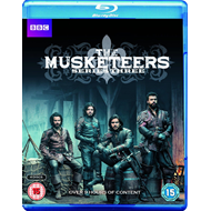 The Musketeers - Sesong 3 (UK-import) (BLU-RAY)
