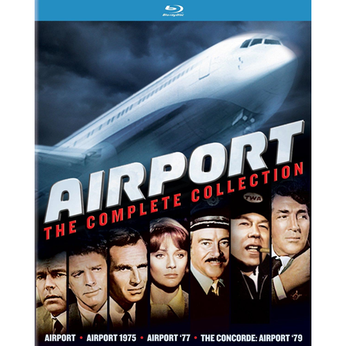 Airport - The Complete Collection (BLU-RAY)