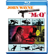 Produktbilde for McQ (BLU-RAY)