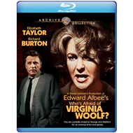 Produktbilde for Who's Afraid of Virginia Woolf? (BLU-RAY)