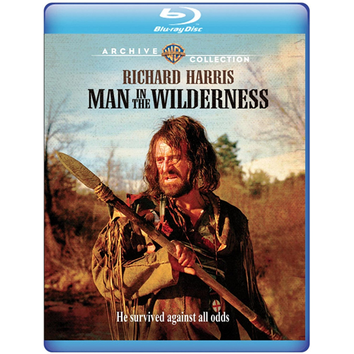 Man In The Wilderness (BLU-RAY)