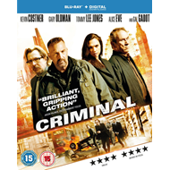 Criminal (UK-import) (BLU-RAY)