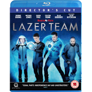 Lazer Team (UK-import) (BLU-RAY)