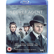 The Secret Agent (UK-import) (BLU-RAY)