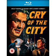 Cry Of The City (UK-import) (BLU-RAY)