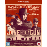 Jane Got A Gun (UK-import) (BLU-RAY)