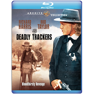 The Deadly Trackers (BLU-RAY)