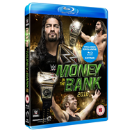 WWE: Money In Bank 2016 (UK-import) (BLU-RAY)
