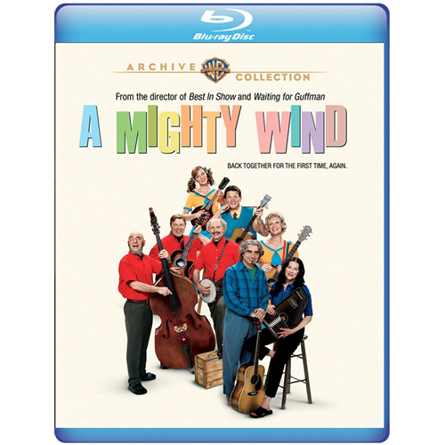 A Mighty Wind (BLU-RAY)