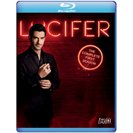 Lucifer - Sesong 1 (BLU-RAY)