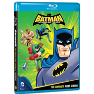 Batman: The Brave & The Bold - Sesong 1 (BLU-RAY)