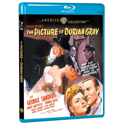 The Picture Of Dorian Gray (BLU-RAY)
