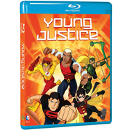 Produktbilde for Young Justice (BLU-RAY)