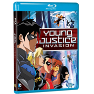Produktbilde for Young Justice: Invasion (BLU-RAY)