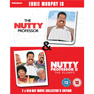 The Nutty Professor / The Nutty Professor II: The Klumps (UK-import) (BLU-RAY)