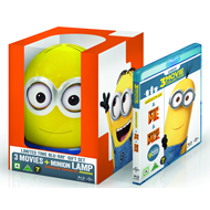 Minions - Lamp Box (BLU-RAY)