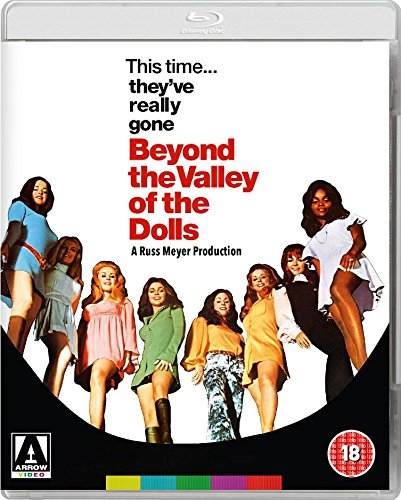 Beyond The Valley Of The Dolls (UK-import) (BLU-RAY)