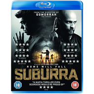Suburra (UK-import) (BLU-RAY)