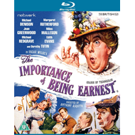 The Importance Of Being Earnest (UK-import) (BLU-RAY)