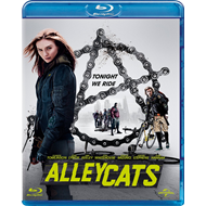 Alleycats (UK-import) (BLU-RAY)