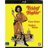 Friday Foster (UK-import) (BLU-RAY)