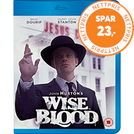Produktbilde for Wise Blood (UK-import) (BLU-RAY)