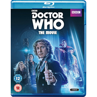 Doctor Who: The Movie (UK-import) (BLU-RAY)