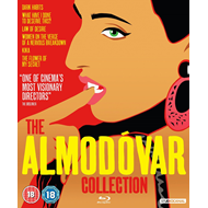 The Almodovar Collection (UK-import) (BLU-RAY)