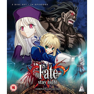 Fate Stay Night - Complete Collection (UK-import) (BLU-RAY)
