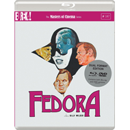 Fedora (UK-import) (Blu-ray + DVD)