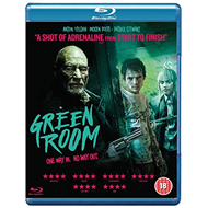 Green Room (UK-import) (BLU-RAY)