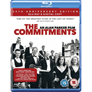 The Commitments - 25th Anniversary Edition (UK-import) (BLU-RAY)