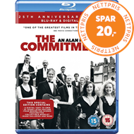 Produktbilde for The Commitments - 25th Anniversary Edition (UK-import) (BLU-RAY)